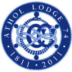 Visit to Athol Lodge No. 74