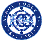 Visit to Athol Lodge No. 74