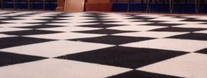 Chequered Carpet 1